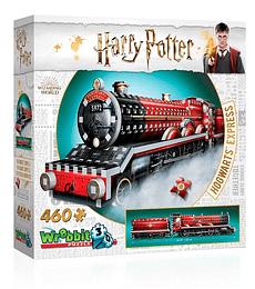 Puzzle 3D 460 Pcs - Las Tres Escobas de Hogsmeade