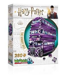 Puzzle 3D 280 Pcs - El Knight Bus