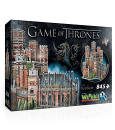 Puzzle 3D 845 Pcs - La Fortaleza Roja