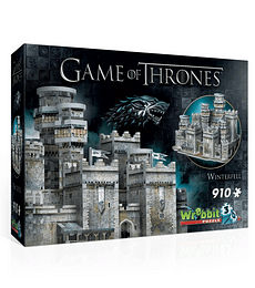 Puzzle 3D 910 Pcs - Winterfell