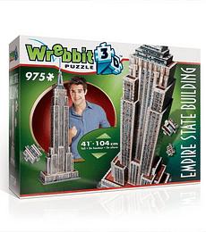 Puzzle 3D 975 Pcs - Empire State