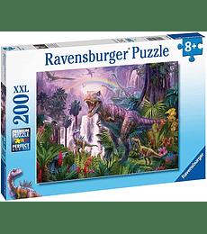 Puzzle 200 XXL Pcs - King of the Dinosaurs Ravensburger