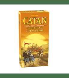 Preventa Catan Ciudades y Caballeros ampliación 5-6 Jugadores