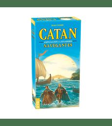 Preventa - Catan Navegantes ampliación 5-6 Jugadores