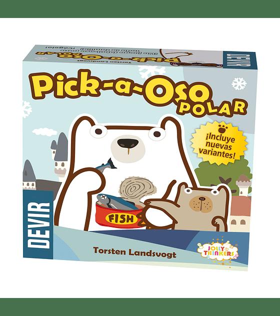 Preventa - Pick-a-Oso Polar
