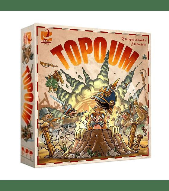 Preventa - Topoum