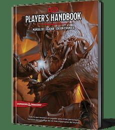 Preventa - D&D Manual del Jugador