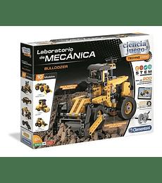 Laboratorio de Mecanica Bulldozer - Clementoni