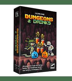 Preventa - Dungeons & Drinks
