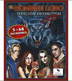 Preventa - El Hombre Lobo: Edicion Definitiva - Ultimate Werewolf