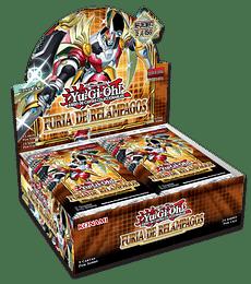 Yu-Gi-Oh! Furia de Relámpagos Premiere! (Español)