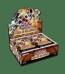 Preventa  - Yu-Gi-Oh! Furia de Relámpagos Premiere! (Inglés)