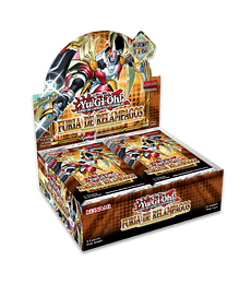 Yu-Gi-Oh! Furia de Relámpagos Premiere! (Inglés)