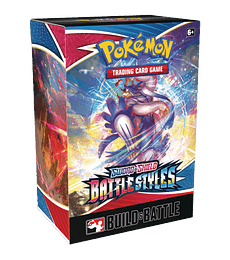 Pack Prerelease Pokemon: Estilos de Combate