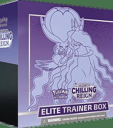 Pokémon Elite Trainer Box Chilling Reign (Español)