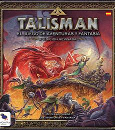 Preventa - Talisman 4° Edicion Revisada