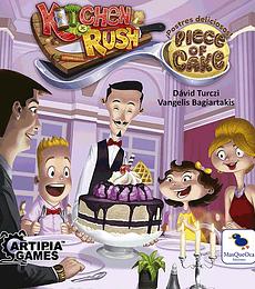 Preventa - Kitchen Rush Exp. Postres Deliciosos