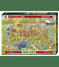 Puzzle 1000 Pcs - Habitat Australiano Heye