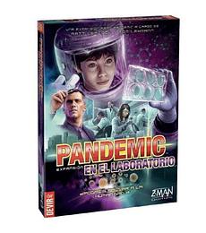 Pandemic Exp. En El Laboratorio