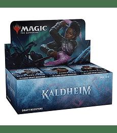 Kaldheim Draft Booster Box (Español)