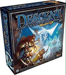 Descent (Ingles)
