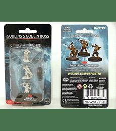 Figura D&D Goblins and Goblin Boss