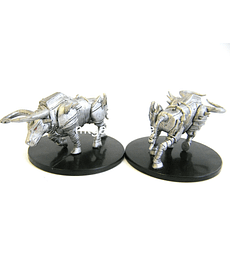 Figura D&D Gorgon