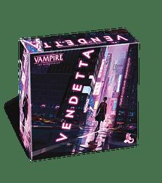 Vampiro La Mascarada Vendetta