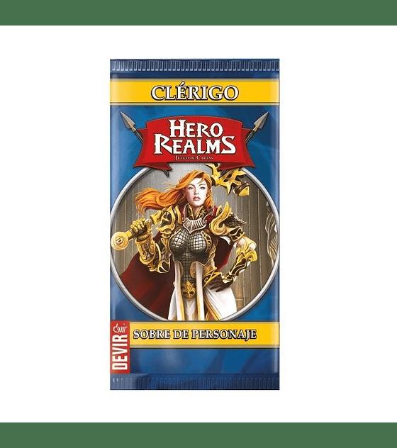 Hero Realms exp. Clerigo