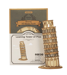 Leaning Tower of Pisa Rolife Series