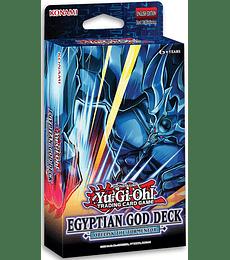 Yu-Gi-Oh! Baraja de Dioses Egipcios (Ingles)