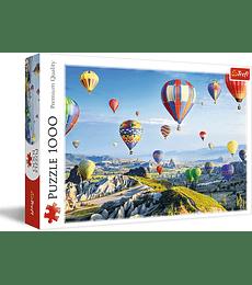 Puzzle Trefl 1000 Pcs - View of Cappadocia