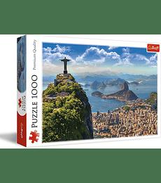 Puzzle Trefl 1000 Pcs - Rio de Janeiro
