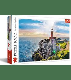 Puzzle Trefl 1000 Pcs - The Melagavi Lighthouse
