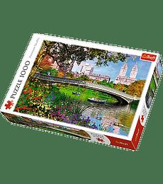 Puzzle Trefl 1000 Pcs - Central Park, Nueva York