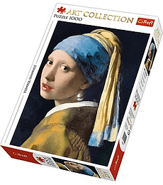 Puzzle Trefl 1000 Pcs - Girl with a Pearl Earring