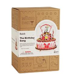 The Birthday Song - Music Box