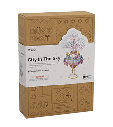 City in the Sky - Music Box
