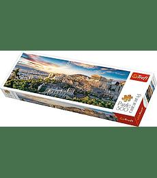 Puzzle Trefl 500 Pcs - Acropolis, Atena