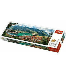 Puzzle Trefl 500 Pcs -  Kotor, Montenegro
