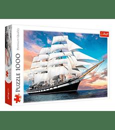 Puzzle Trefl 1000 Pcs - Cruise