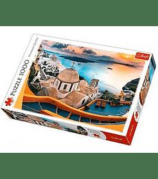 Puzzle Trefl 1000 Pcs - Fairytale Santorini