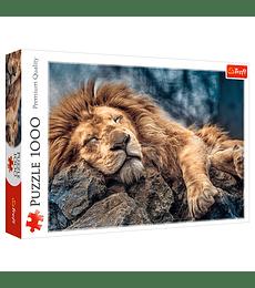 Puzzle Trefl 1000 Pcs - Sleeping Lion