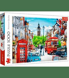 Puzzle Trefl 1000 Pcs - London Street