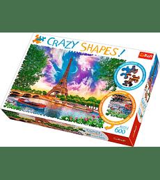 Puzzle Trefl 600 Pcs - Cielo sobre Paris