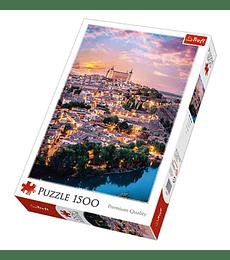 Puzzle Trefl 1500 Pcs - Toledo, Spain