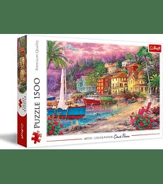 Puzzle Trefl 1500 Pcs - On Golden Shores
