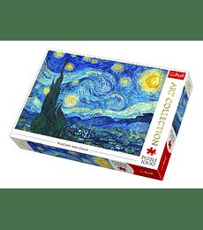 Puzzle Trefl 1000 Pcs - The Starry Night