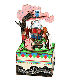 Forest Concert - Music Box