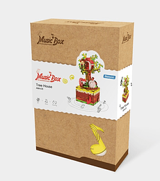 Tree House - Music Box